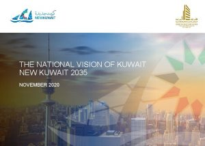 THE NATIONAL VISION OF KUWAIT NEW KUWAIT 2035