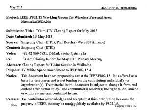 May 2013 doc IEEE 15 13 0330 00