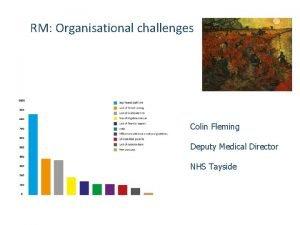 RM Organisational challenges Colin Fleming Deputy Medical Director