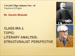 S M Joshi College Hadapsar Pune 28 Department