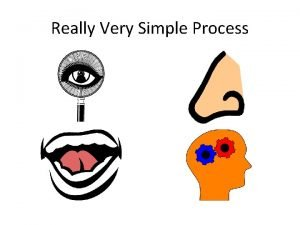 Really Very Simple Process Its very simple Do