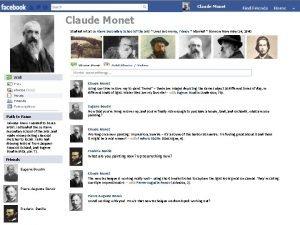 Claude Monet Studied Art at Le Harve Secondary