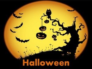 Halloween The History of Halloween It all started