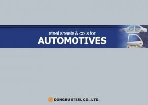 steel sheets coils for AUTOMOTIVES Cold Rolled Steel