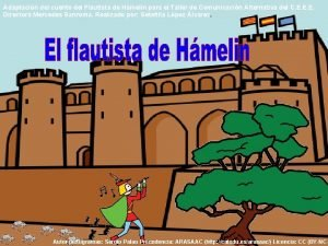 Adaptacin del cuento del Flautista de Hmelin para