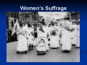 Womens Suffrage 1 Alexis de Tocqueville Democracy in