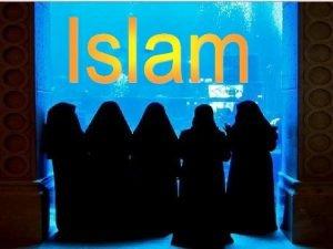 O que A palavra islam deriva da palavra