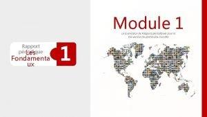 Module 1 La soumission de Rapports priodiques pour