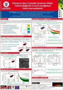 PlateletinBox Colloidal Quantum Wells Cd SeCd SCd S