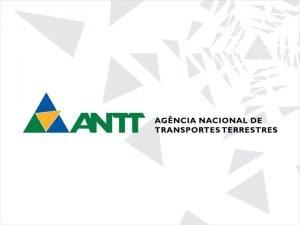 SENADO FEDERAL Comisso de Infraestrutura ROTEIRO 1 Principais