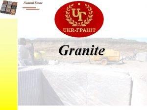 Natural Stone Granite Natural Stone Rosso Santiago Extra