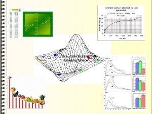 Funkce funkn zvislosti Linern funkce Obsah Definice funkce