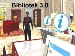 Bibliotek 3 0 Bibliotek 2 0 Oslo 17