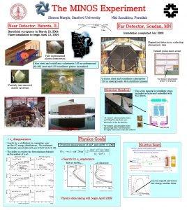 The MINOS Experiment Simona Murgia Stanford University Niki