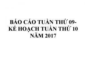 BO CO TUN TH 09 K HOCH TUN