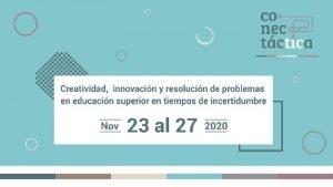 Creatividad innovacin y resolucin de problemas con estudiantes