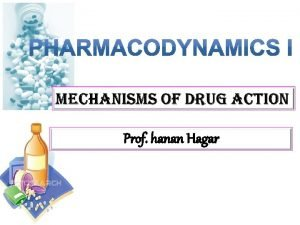 Prof hanan Hagar Ilos Identify different targets of