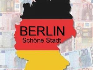 BERLIN Schne Stadt Berlin ist die Hauptstadt von
