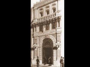 BREVE INTRODUCCIN HISTRICA Fundado en 1820 Desaparece en