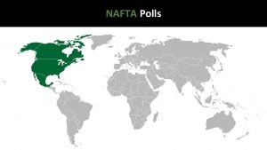 NAFTA Polls Pew Spring 2017 Gallup February 2017