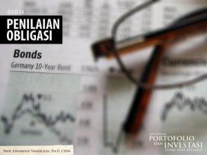 CAKUPAN PEMBAHASAN 133 Penilaian obligasi Harga obligasi Tingkat