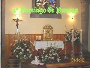 4 Domingo de Pascua Ciclo C Evangelio de