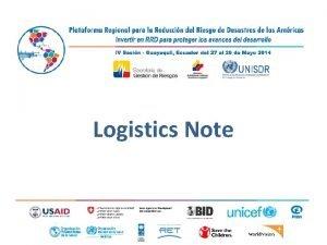 Logistics Note Important Facts About Ecuador Guayaquil Ecuador