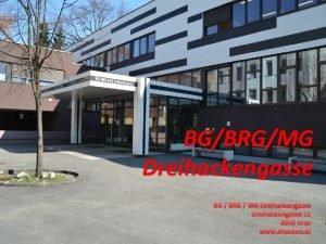 BGBRGMG Dreihackengasse BG BRG MG Dreihackengasse 11 8020