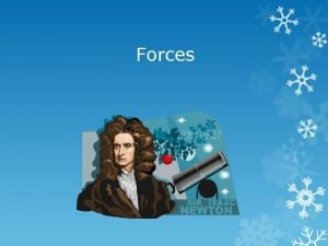 Forces Forces What is force It is a