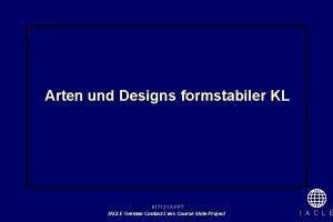 Arten und Designs formstabiler KL 97712 1 S