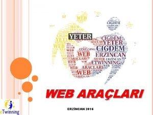 WEB ARALARI ERZNCAN 2016 DJTAL DNYA VE DJTAL