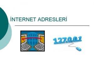 NTERNET ADRESLER www meb gov tr www ismetsuzerortaokulu