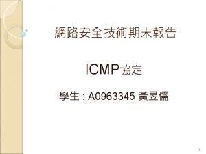 22 Ping ping Ping echorequest type 8 ICMP
