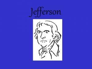 Jefferson Election of 1800 Who Ran DemRep Jefferson