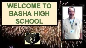 WELCOME TO BASHA HIGH SCHOOL Mesquite Groves Aquatic
