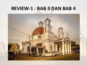 REVIEW1 BAB 3 DAN BAB 4 BAB 3