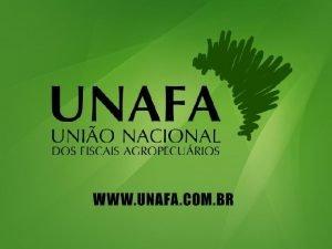 AUDINCIA PBLICA Poltica de Defesa Agropecuria no Brasil