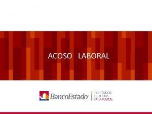 ACOSO LABORAL Acoso laboral proceso de anlisis Publicada