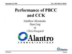 September 16 1998 doc IEEE 802 11 98304