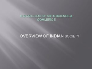 M S COLLEGE OF ARTS SCIENCE COMMERCE OVERVIEW
