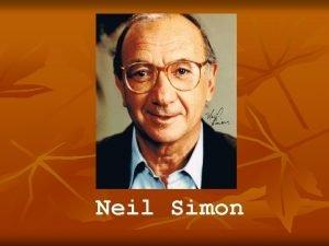 Neil Simon Early Years Born Marvin Neil Simon
