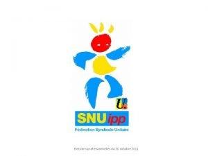 Elections professionnelles du 20 octobre 2011 Elections du