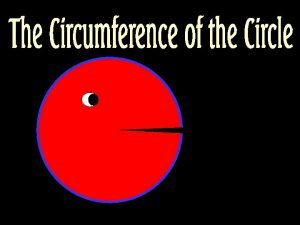T Madas Circumference Perimeter of circle How do