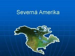 Severn Amerika Spojen tty Americk Poet obyvateov 266
