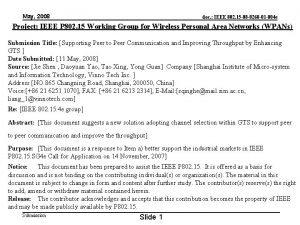 May 2008 doc IEEE 802 15 08 0268