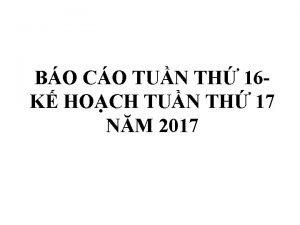 BO CO TUN TH 16 K HOCH TUN