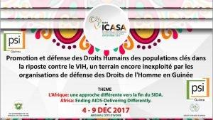 Promotion et dfense des Droits Humains des populations