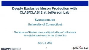 Deeply Exclusive Meson Production with CLASCLAS 12 at