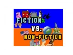 Summarizing Nonfiction Summarizing nonfiction informational texts is different