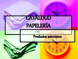 CATLOGO PAPELERA Productos asturianos Libro de Mitologa Asturiana